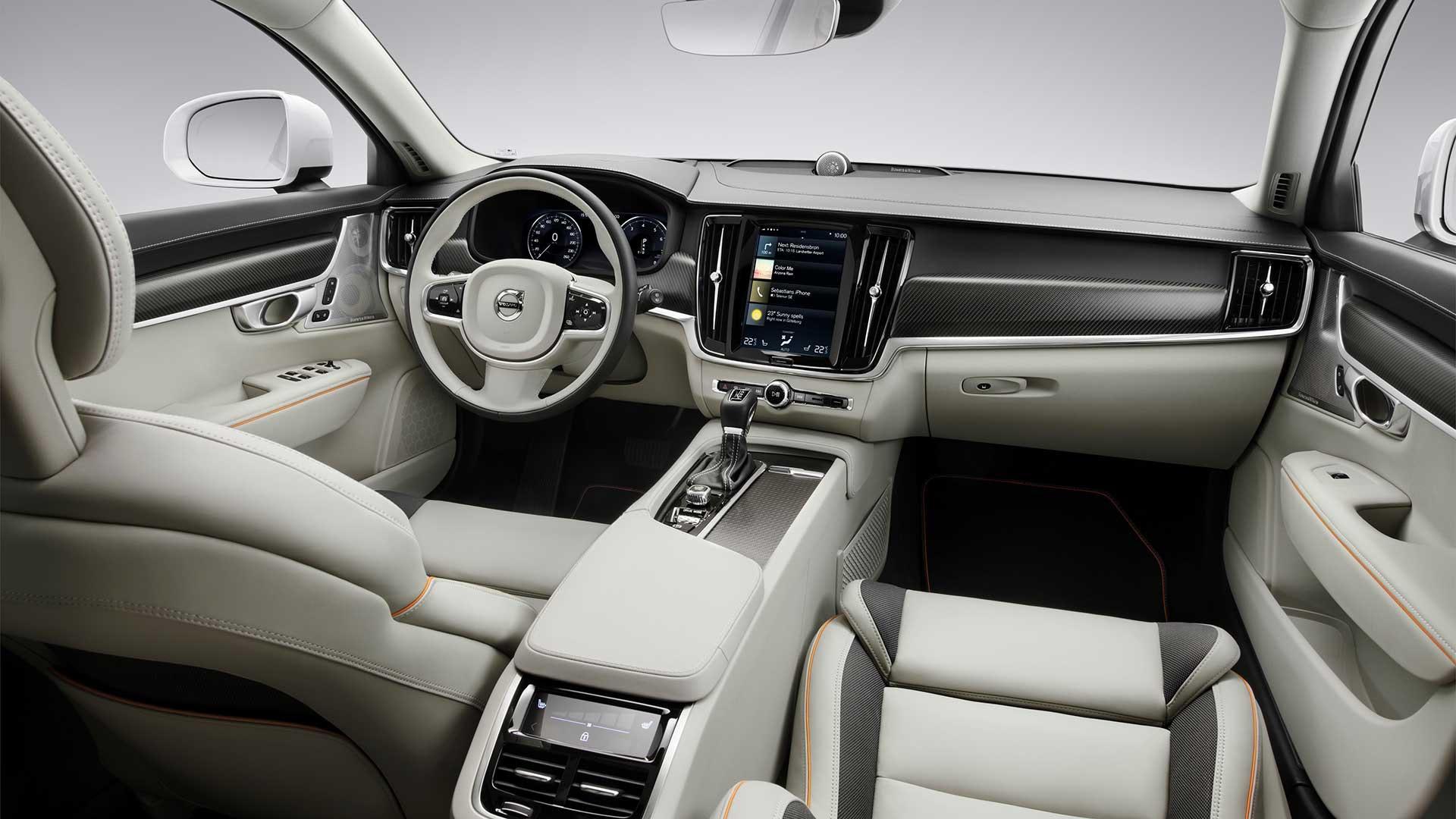 Volvo V90 indeni