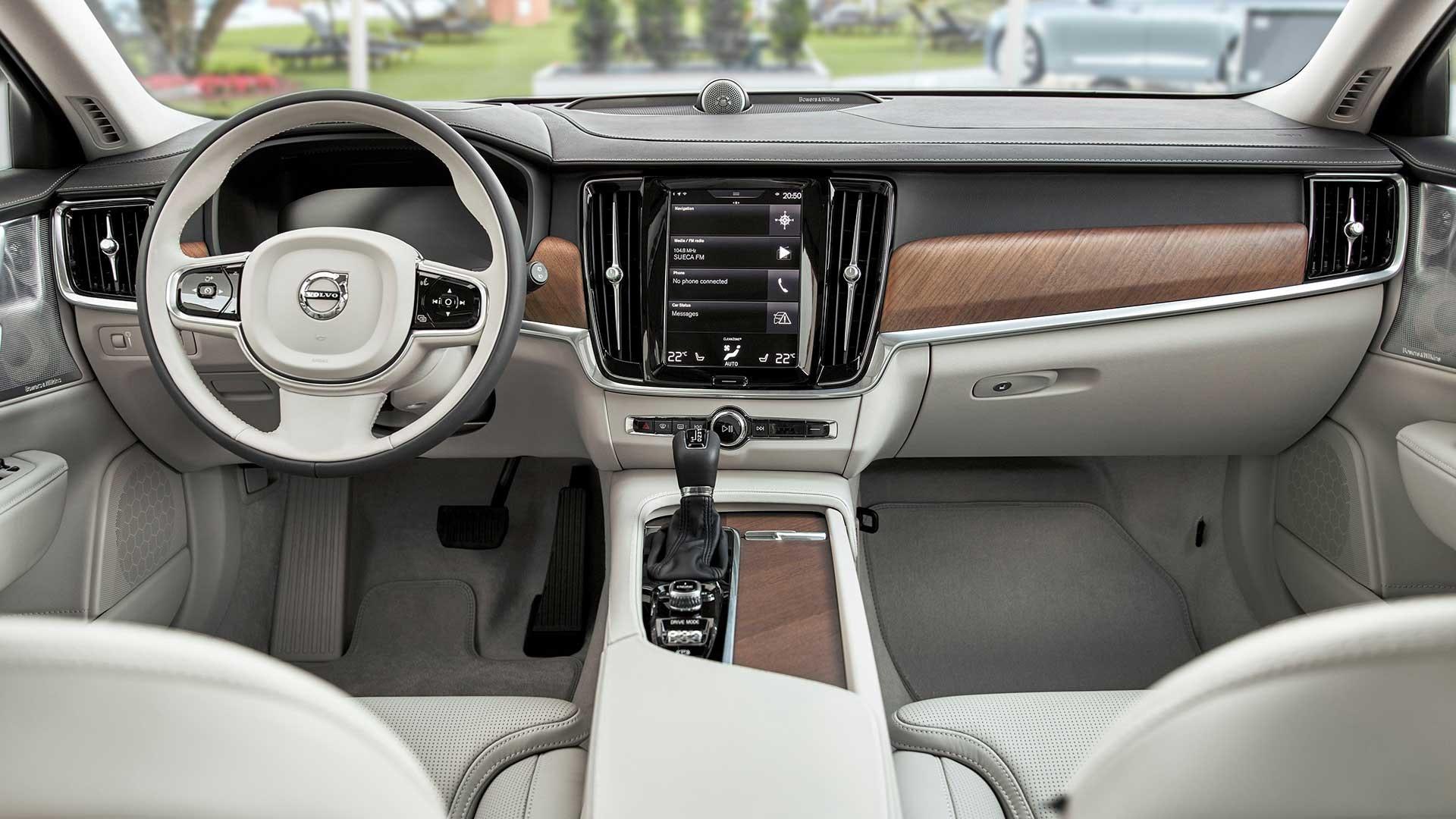 Volvo S90 indeni