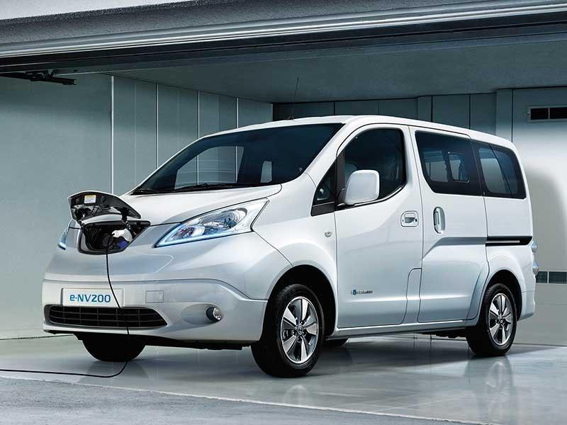 Nissan e-nv200 elbil