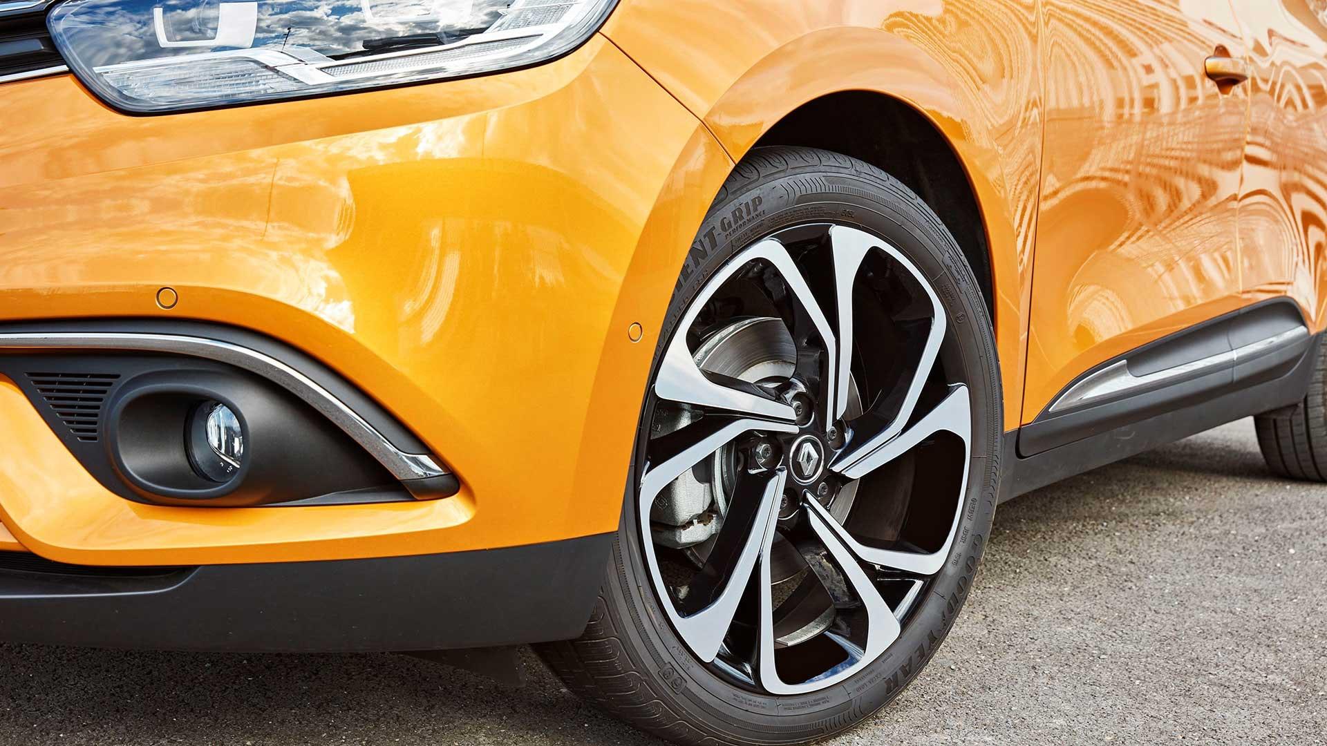 Renault Grand Scenic fælg