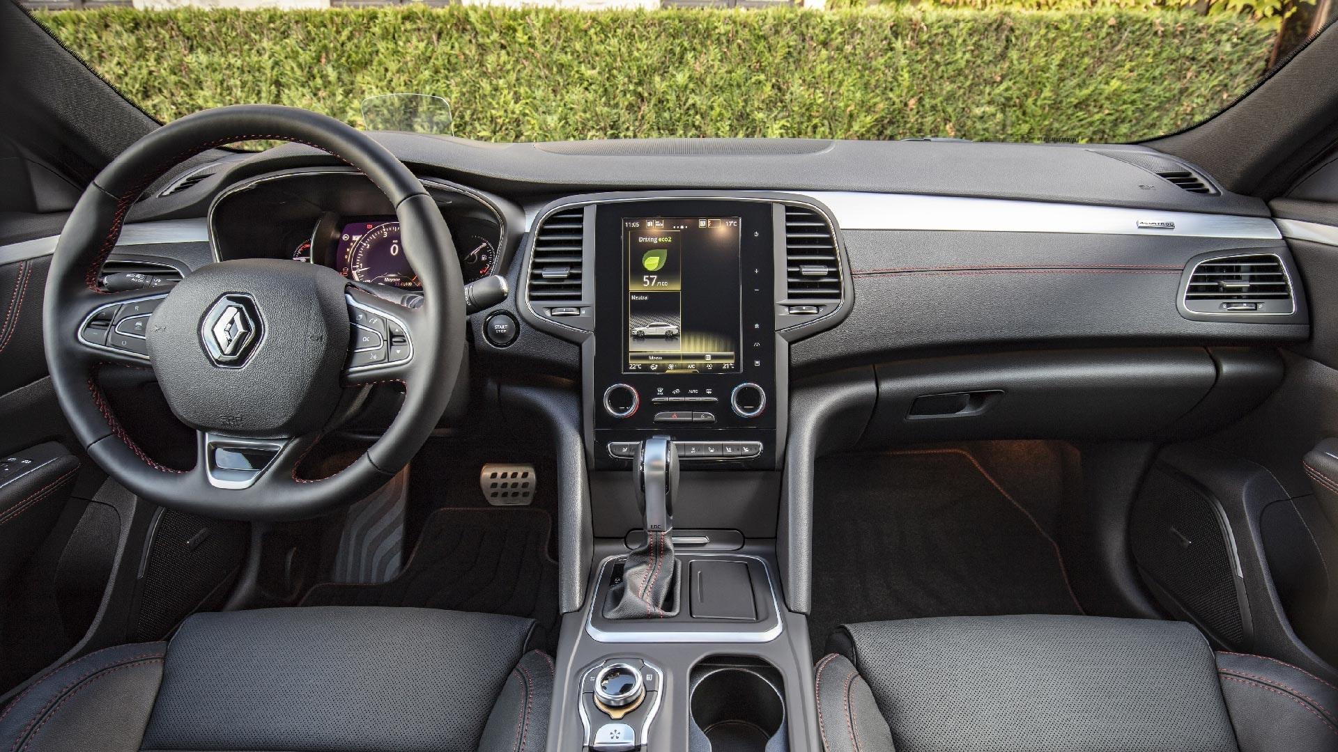 Renault Talisman interiør