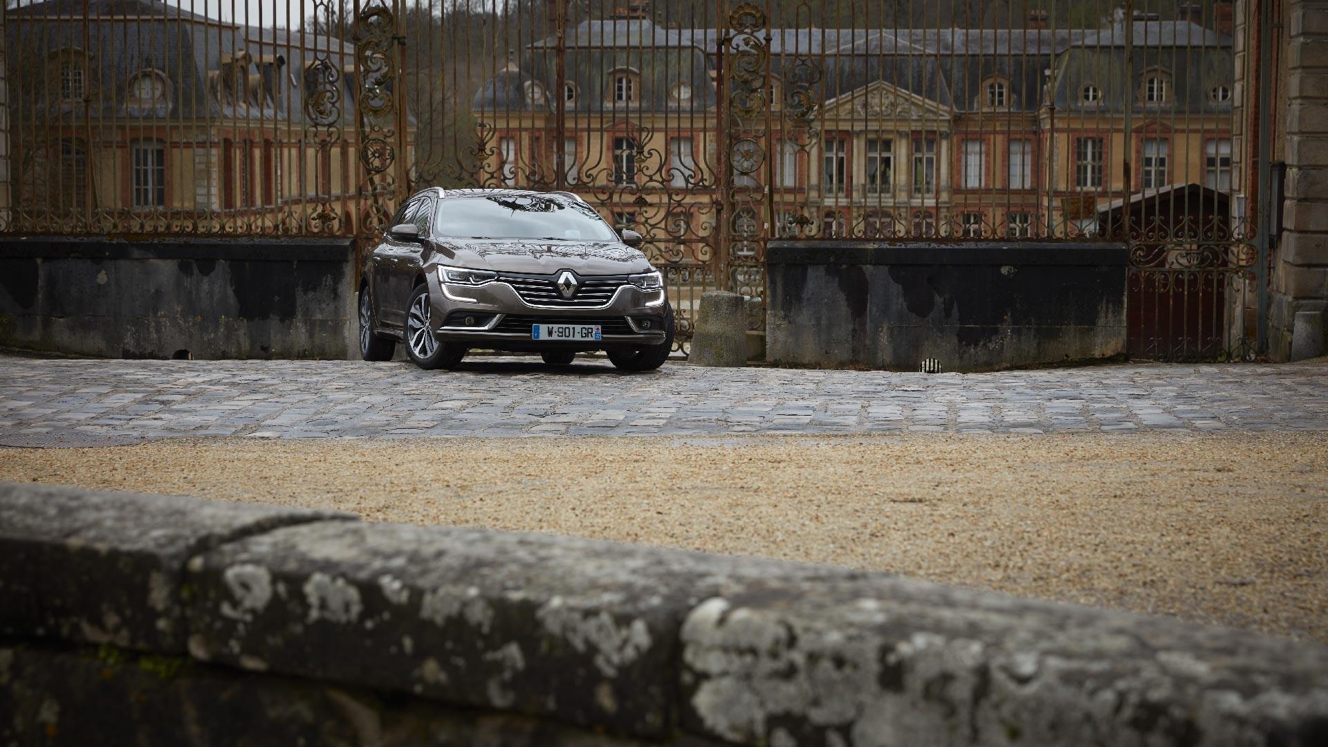 Renault Talisman Stationcar grå
