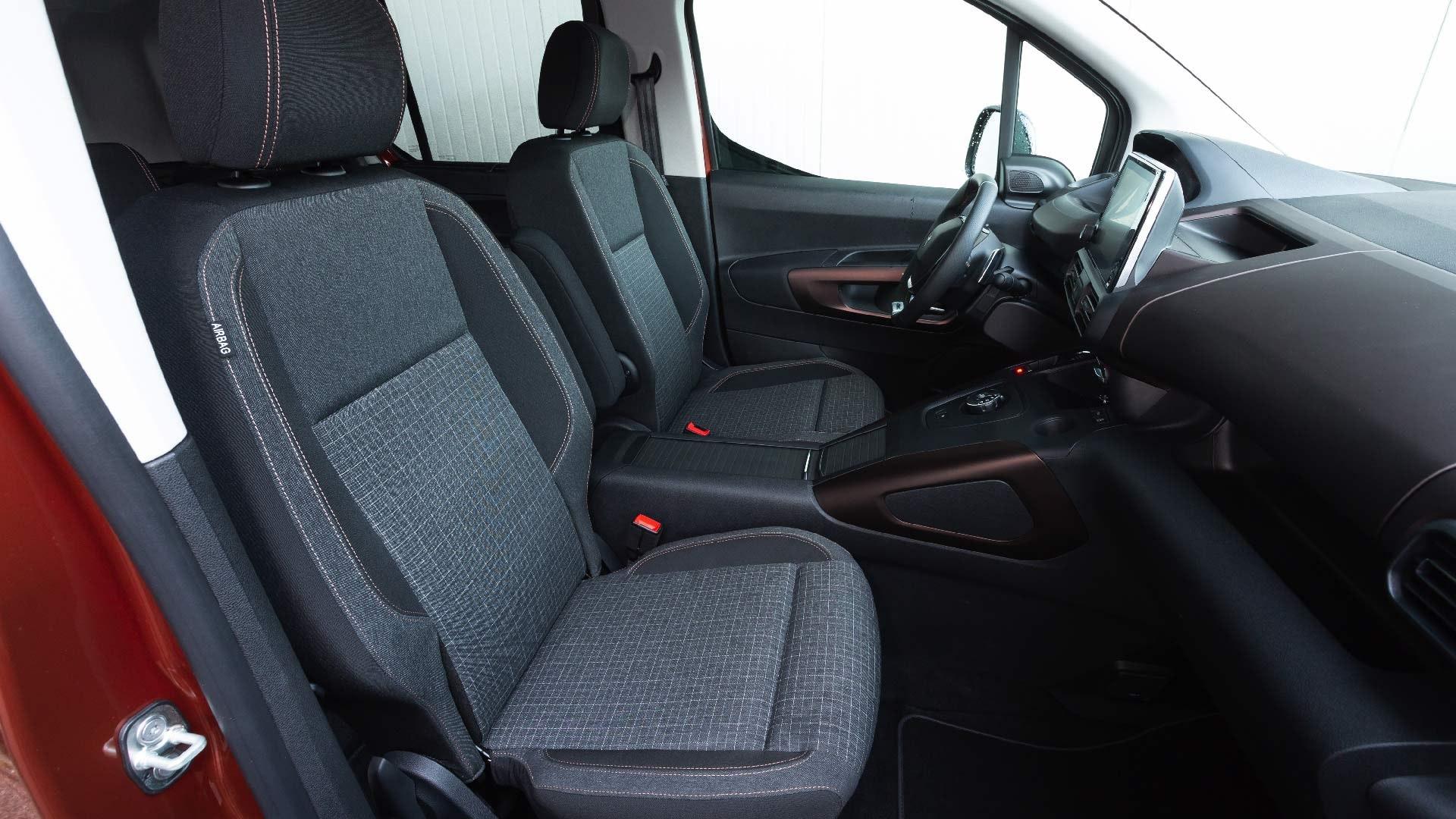 Peugeot Rifter interiør