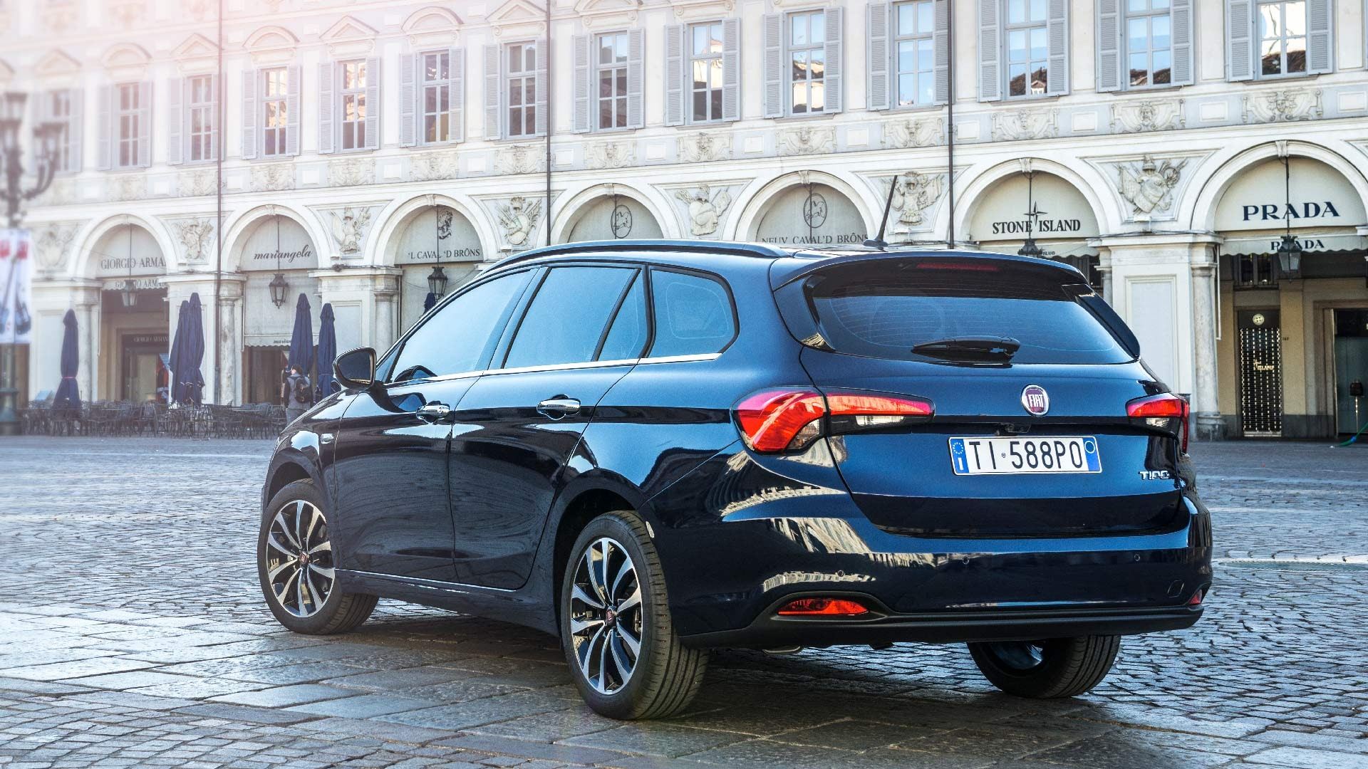 Fiat Tipo SW bagende