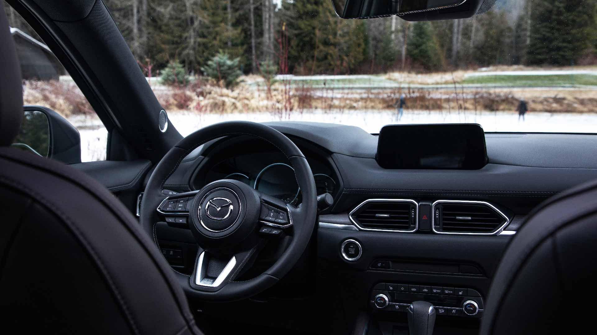 Mazda CX-5 interiør