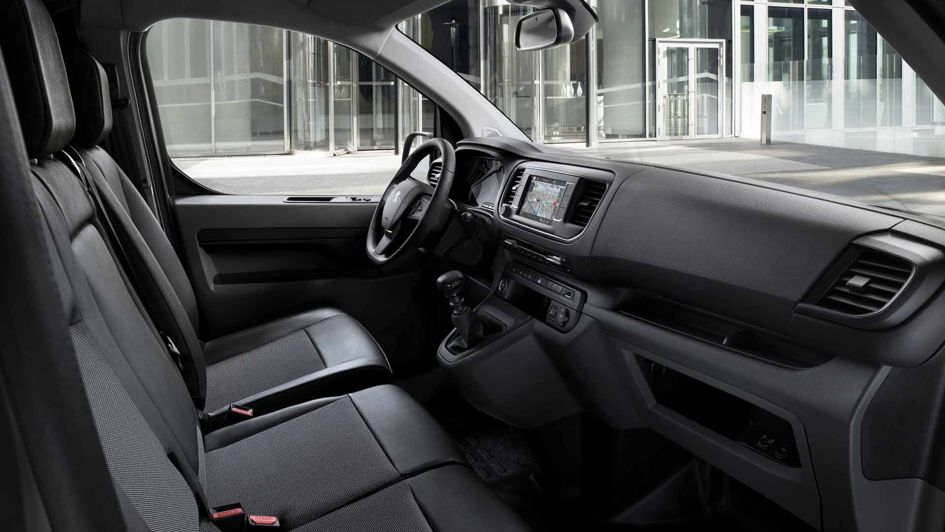 Peugeot Expert interiør