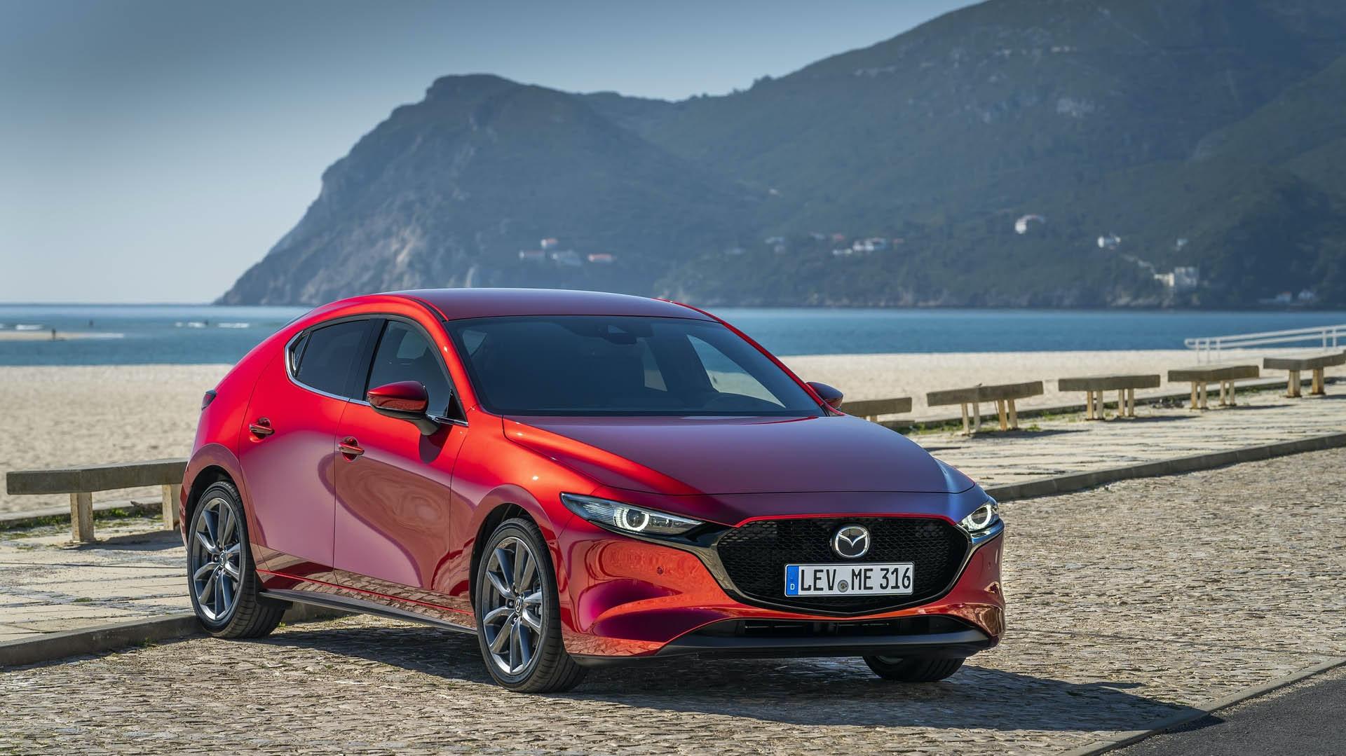 Den helt nye Mazda 3