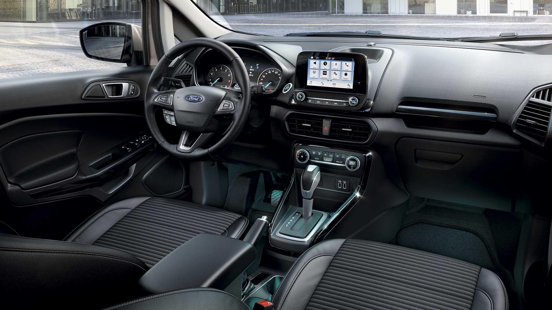 Ford EcoSport indeni