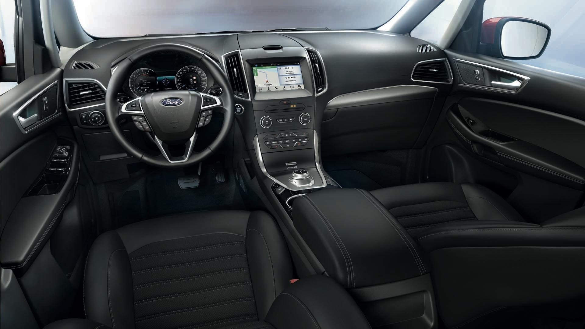 Ford Galaxy interiør