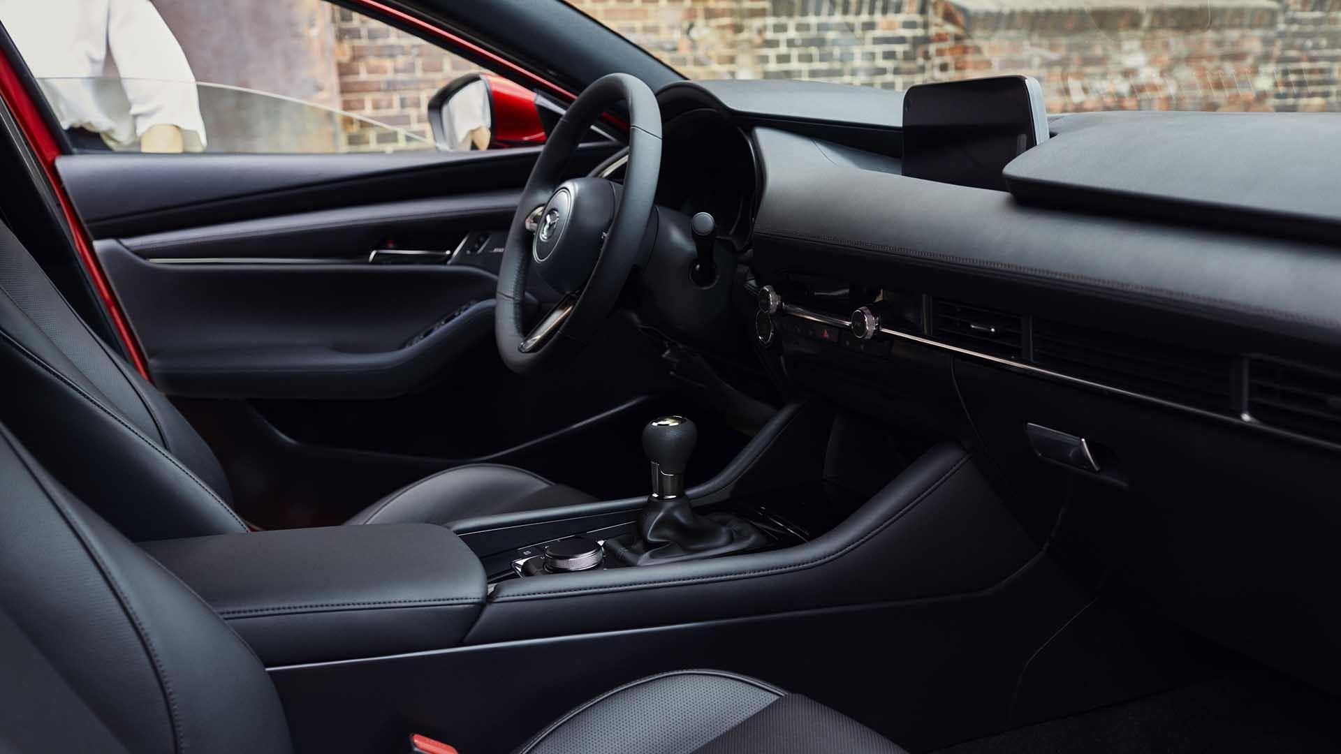 Mazda3 interiør