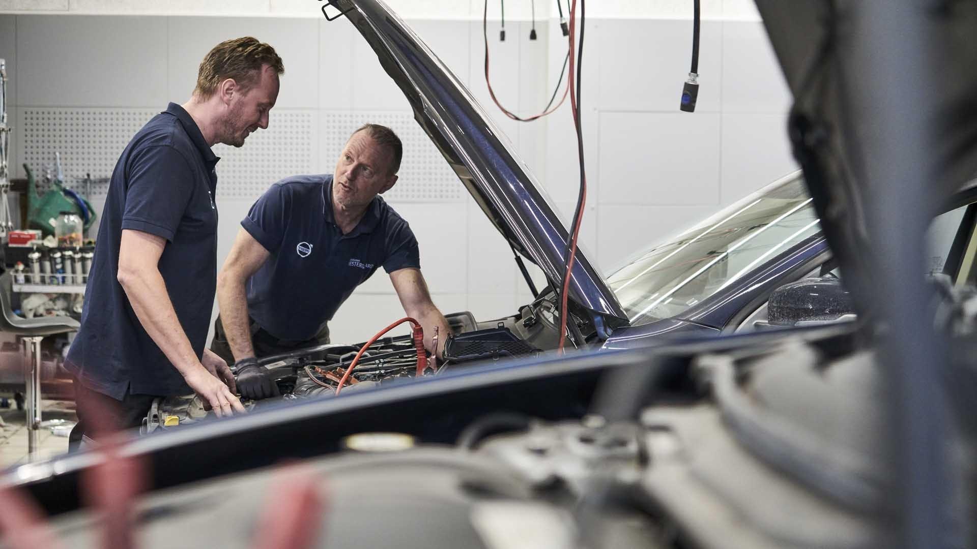 Volvo service interval