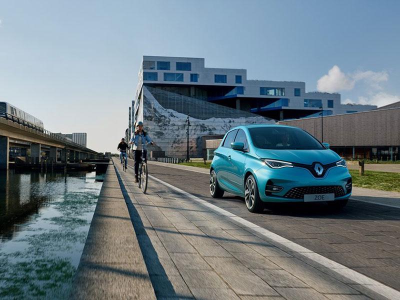 Renault Zoe galleri