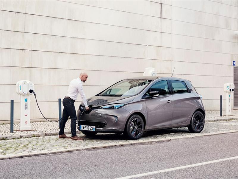 Renault Zoe rækkevidde