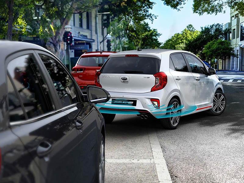 KIA Picanto sikkerhed i en lille bil