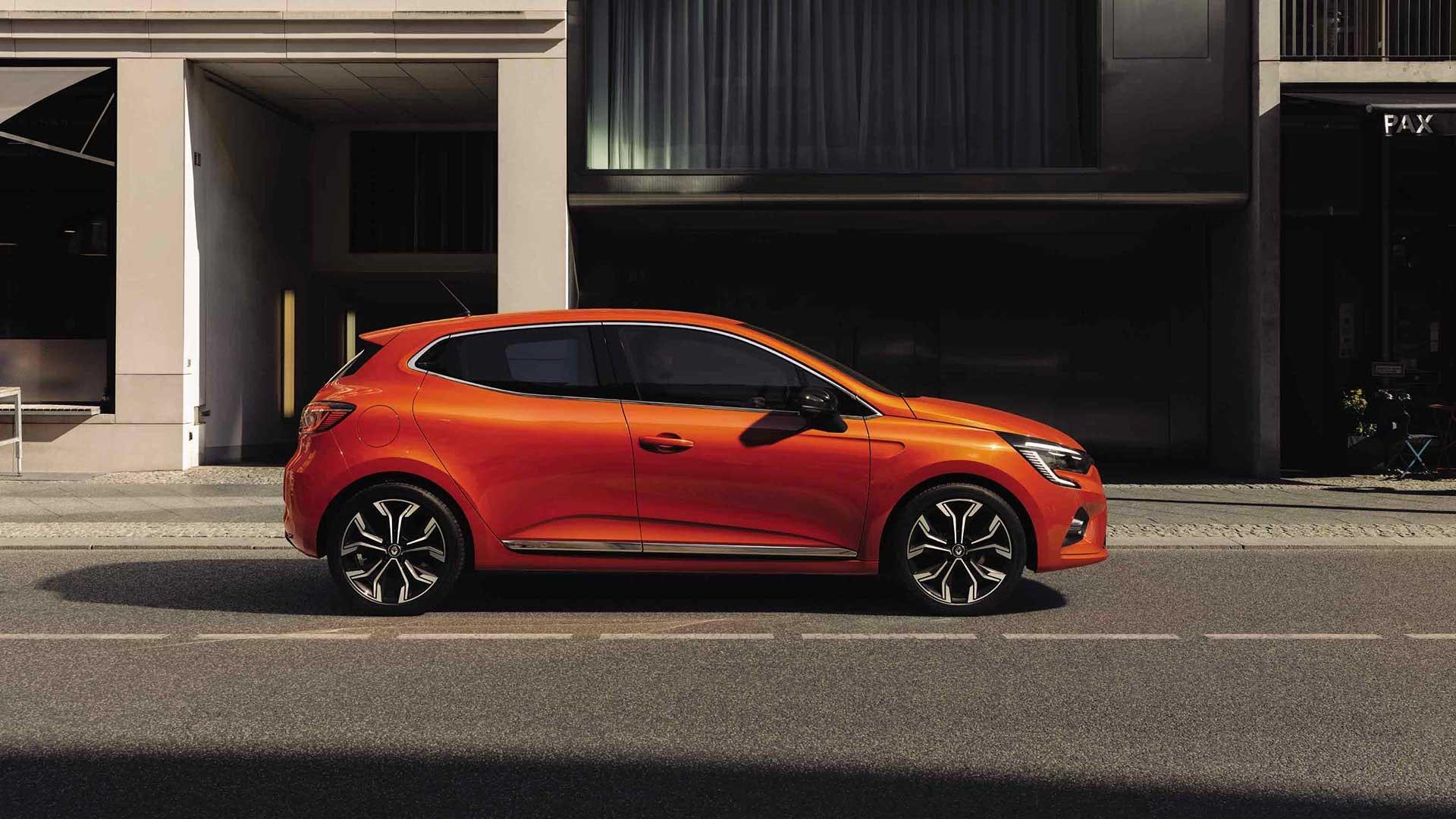 Ny Renault Clio 2019