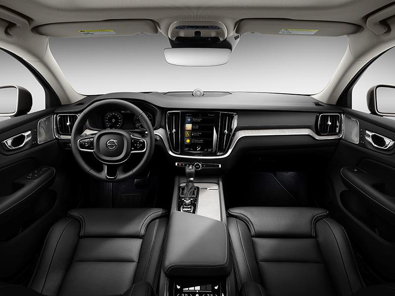 Volvo V60 indvendig