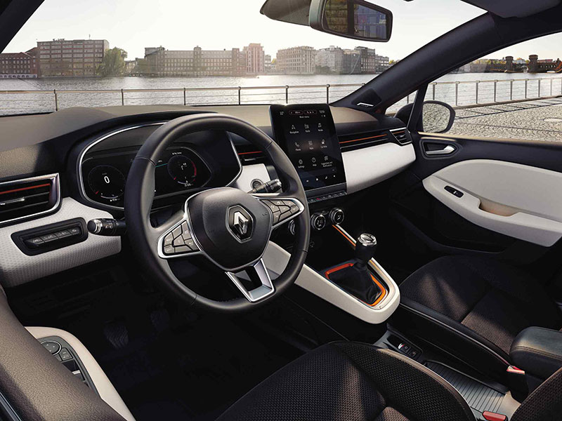 Nye Renault Clio