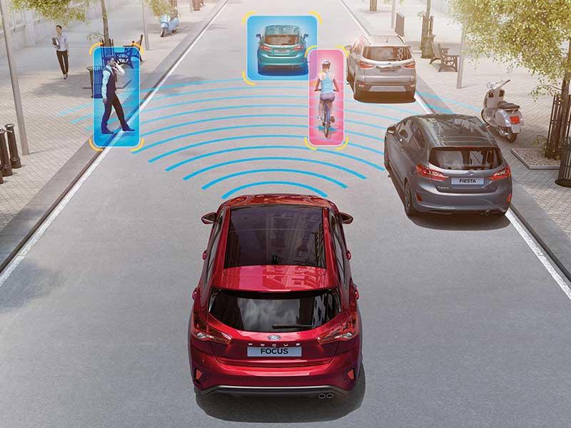 Sikkerhed i Ford Focus