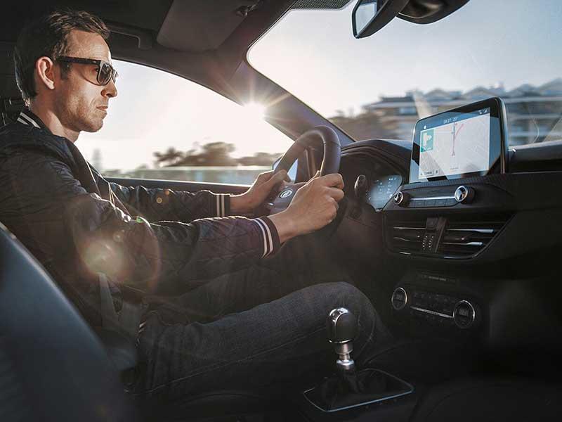 Ford Focus 2019 i hverdagen