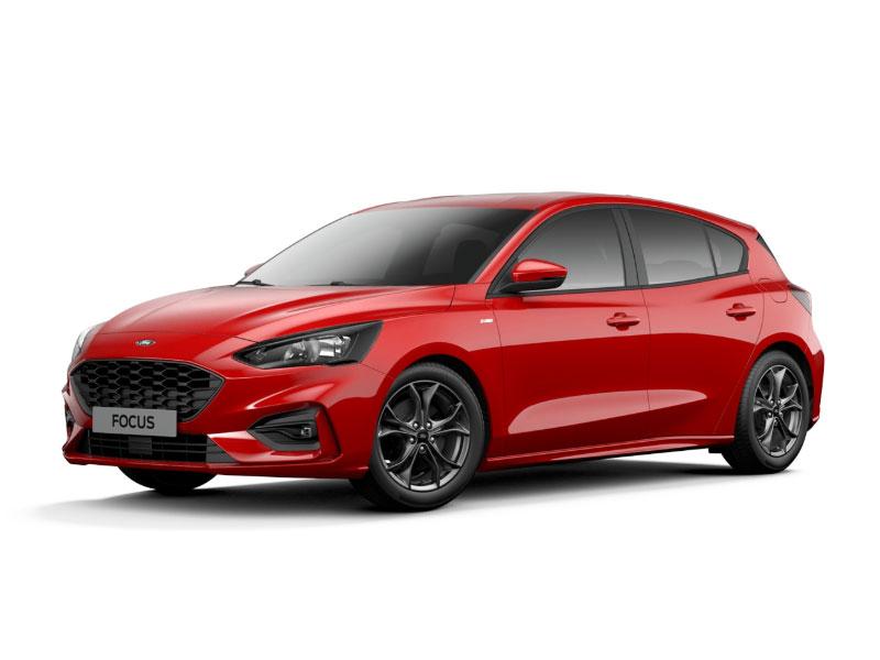 Ford Focus ST Line
