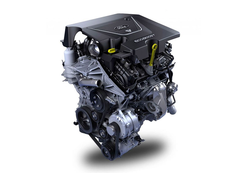 Ford Focus motor varianter