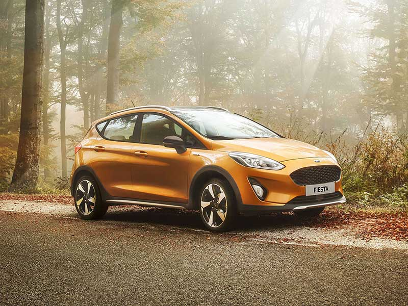 Ford Fiesta Active 2019