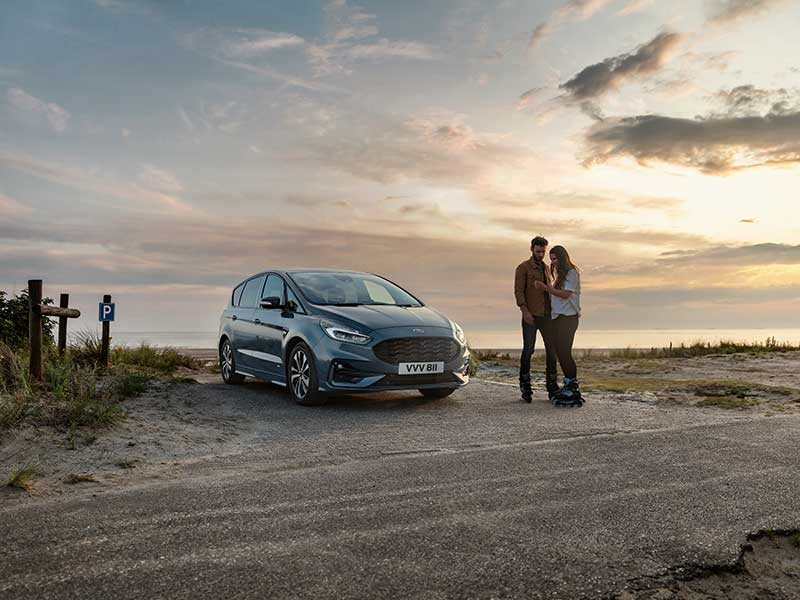 Ford S Max 7 personers