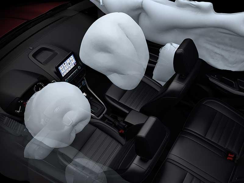 Ford Ecosport sikkerhed