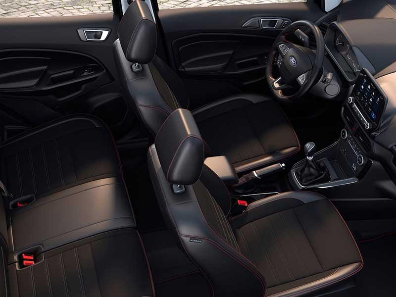Indvendig Ford Focus EcoSport