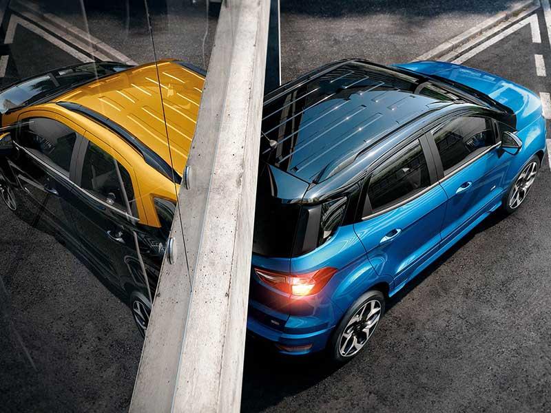 Udvendig Ford EcoSport