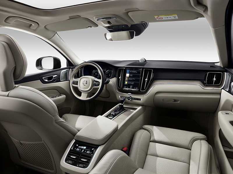 Volvo XC60 indvendig