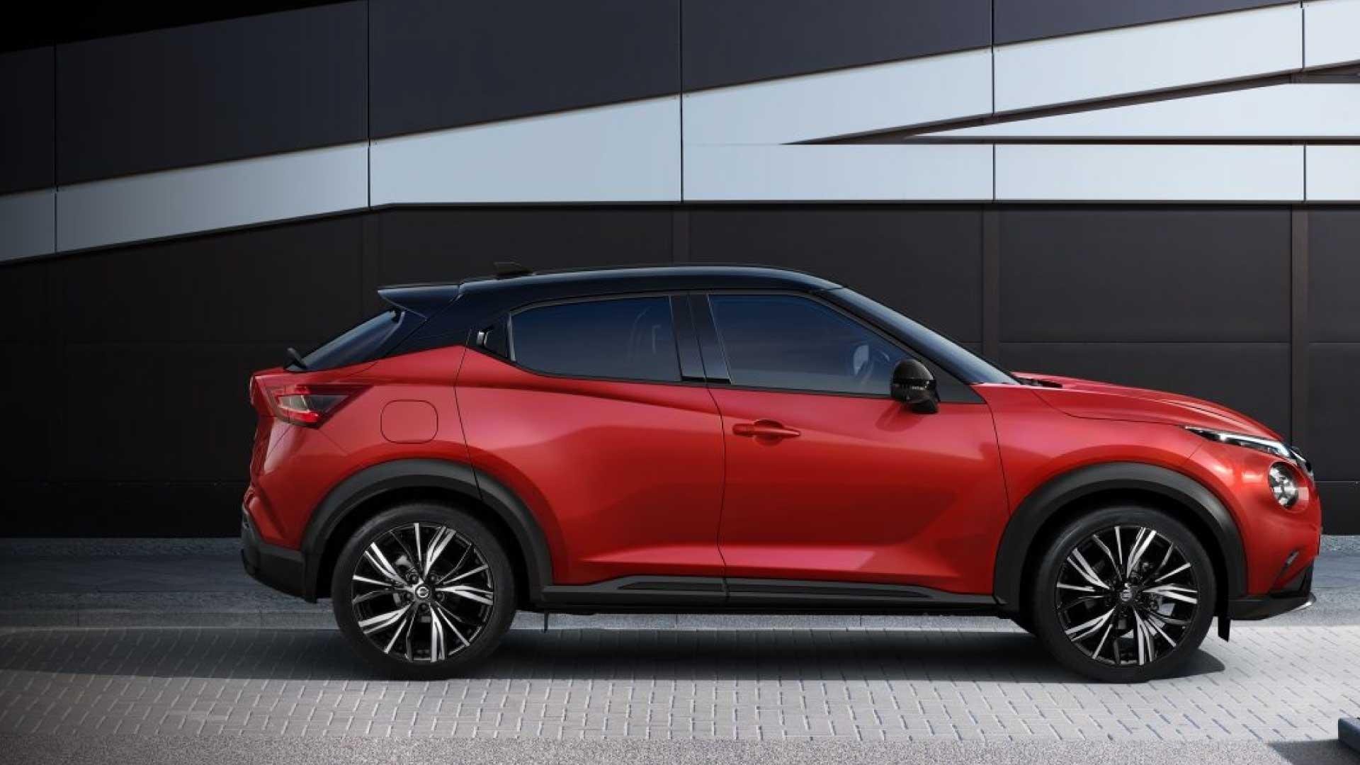 Ny Nissan Juke