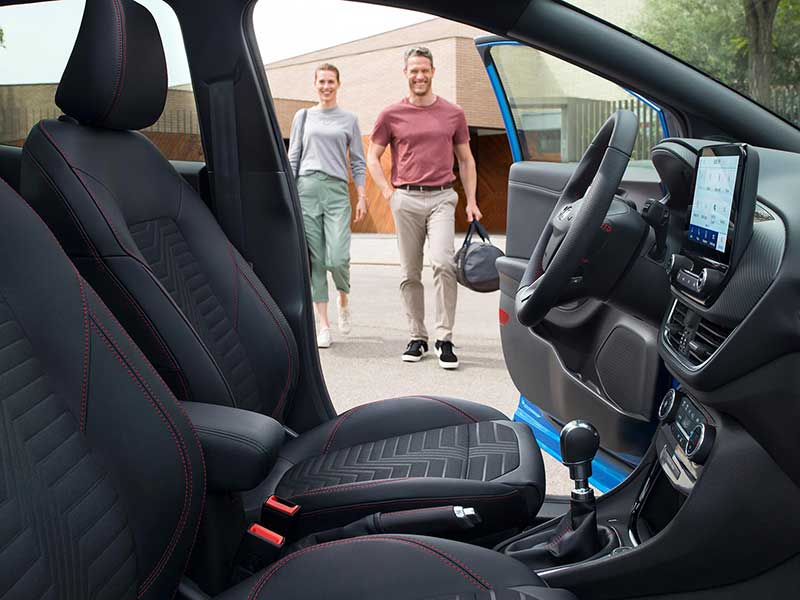 Ford Puma køreglæde