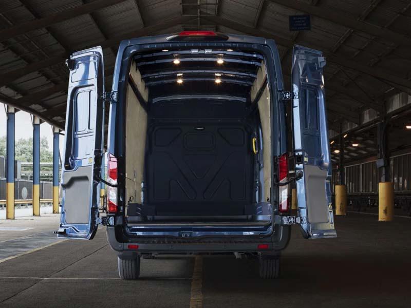 Ford Transit Van indretning