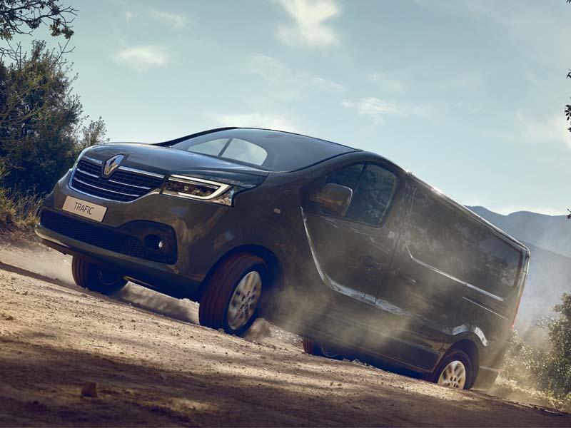Leasing af Renault Trafic