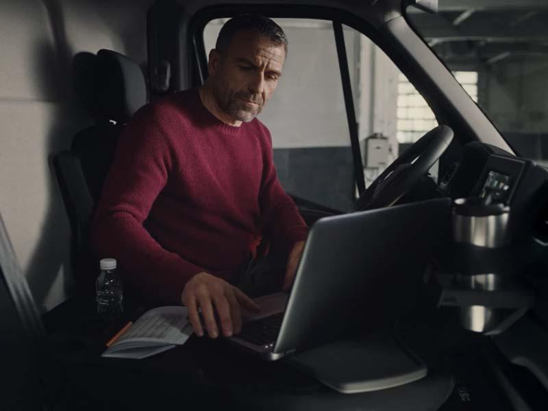 tyveri i varebiler Renault Master