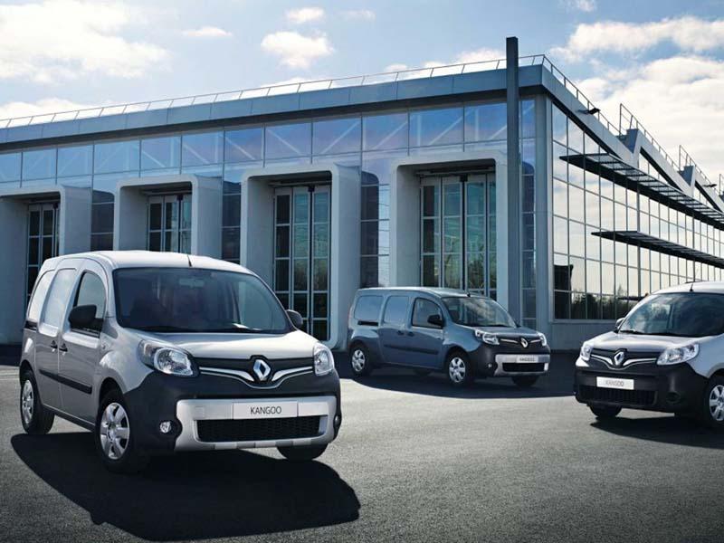Leasing af Renault Kangoo