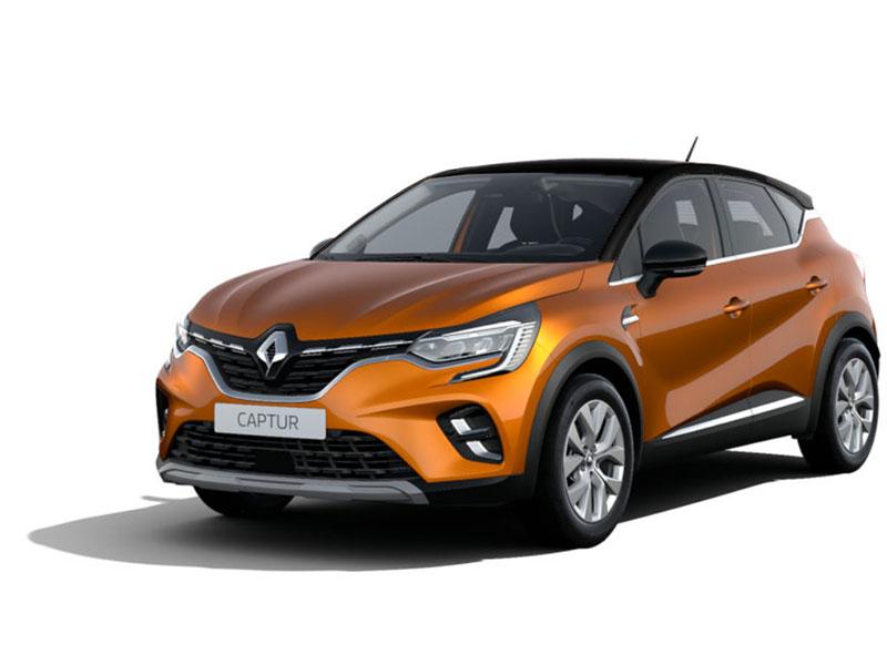 Renault Captur 2020 Intens