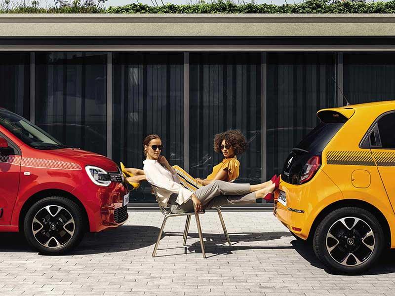 Renault Twingo i hverdagen