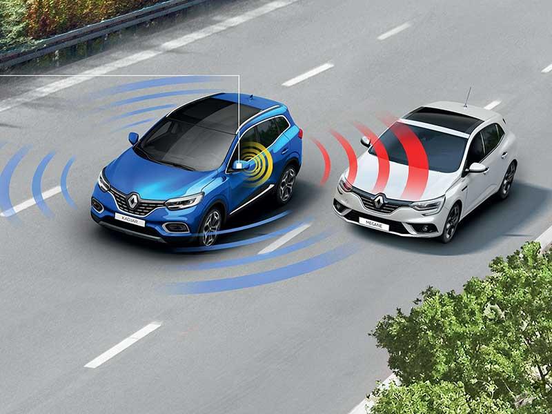 Renault Kadjar sikkerhed