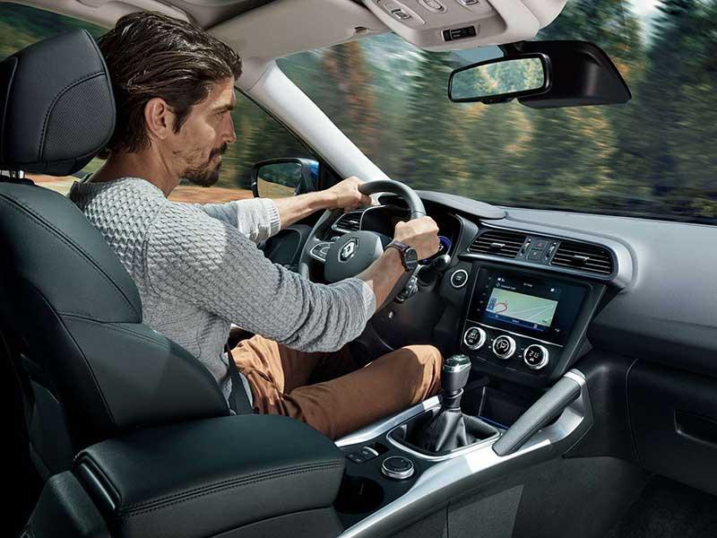 Renault Kadjar i hverdagen