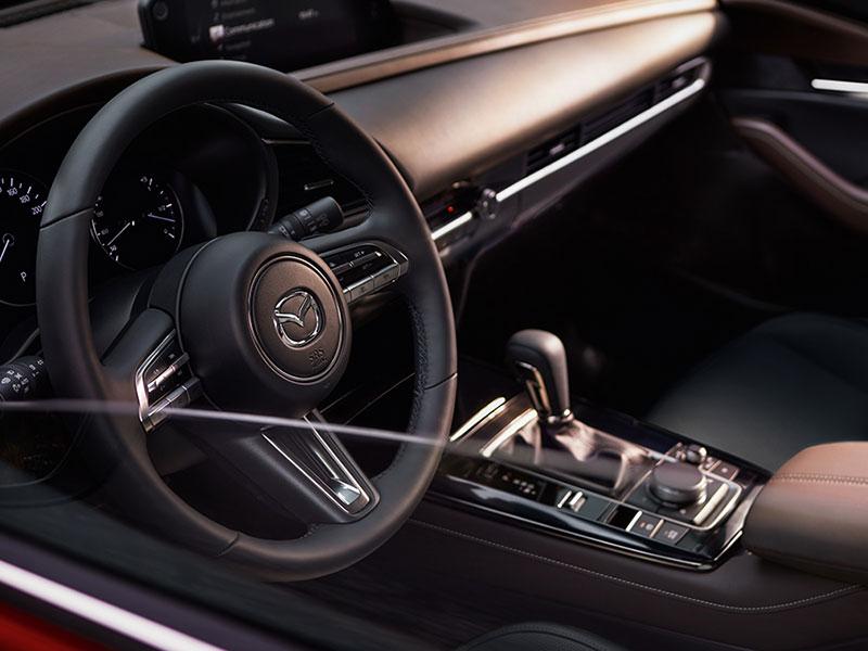 Mazda CX-30 sikkerhed