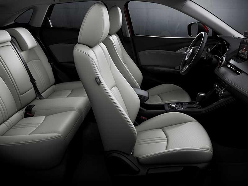 Mazda CX 30 2020 indvendig