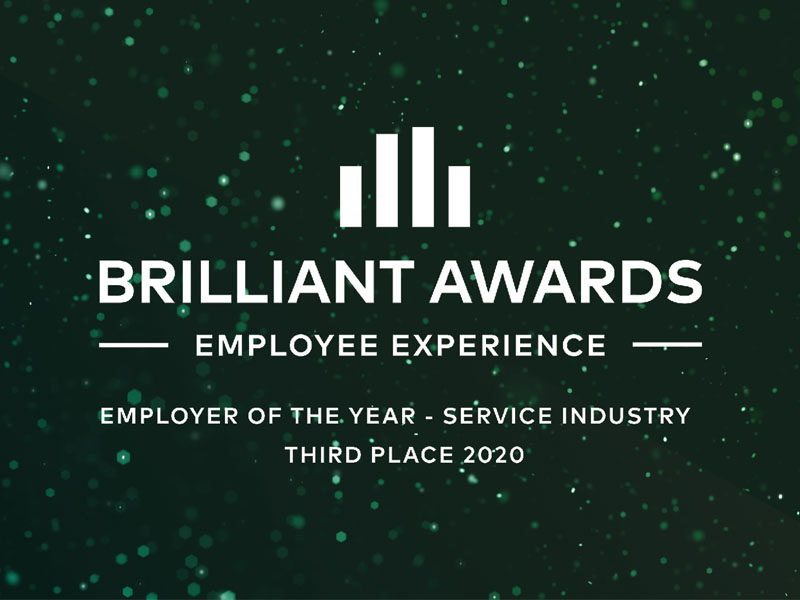 Brilliant Award 2020