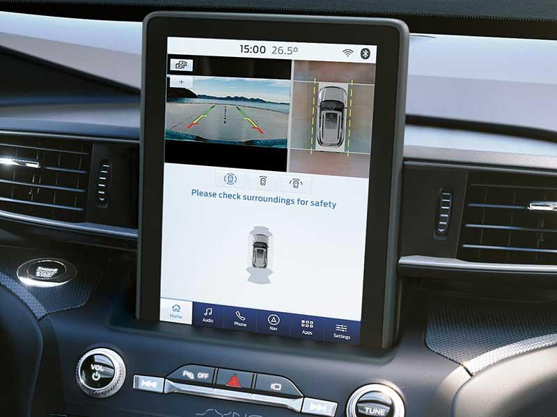 Teknologi i Ford Explorer
