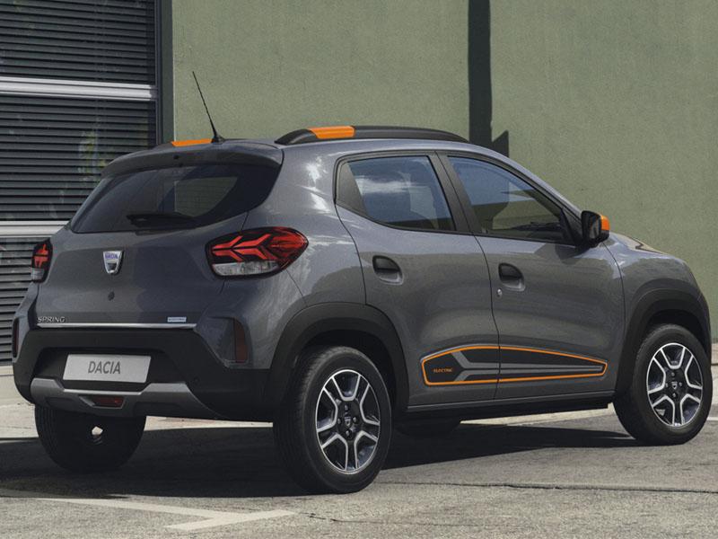 Dacia elbil