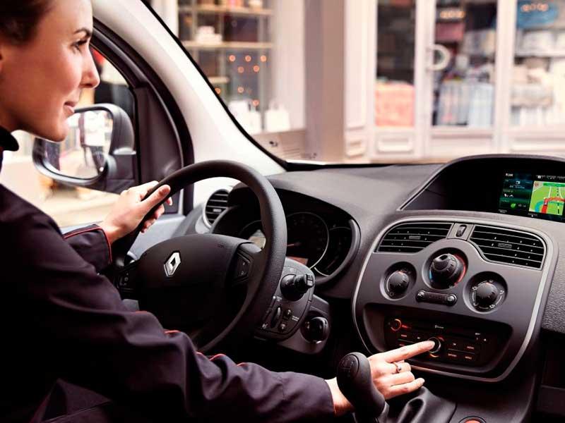 Hverdagen I Renault Kangoo