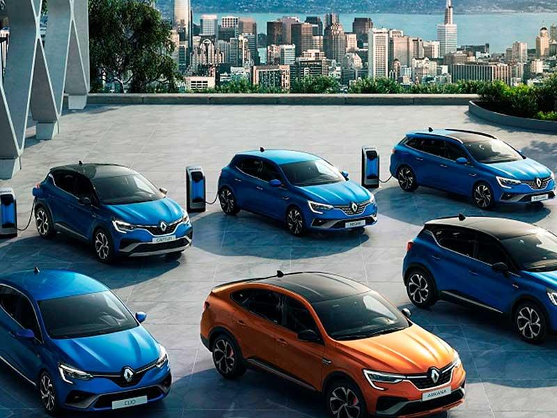 Renault hybrider