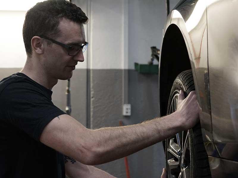 BMW værksted Birkekrød